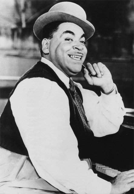 Fats Waller i New York. Foto: JSP