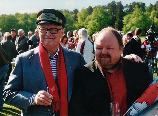 Kalle Moreaus och Povel