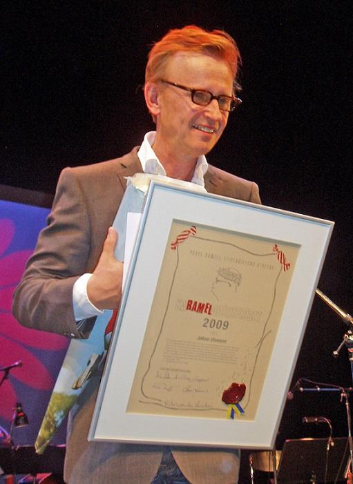 BildJohanUlvesonKaramelodikt20091