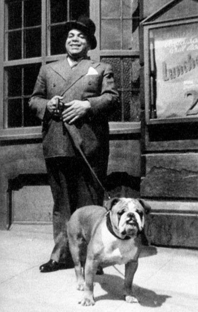 Fats Waller i London 1938. Foto: JSP